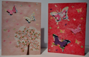 Easter Butterfly Lapbooks ~ 2014