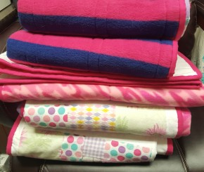 Day 6….Comfort Quilts
