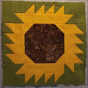 August 2019 – BOM –Sunflower